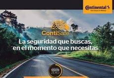 ContiSafe, un neumático para todo tipo de vehículos