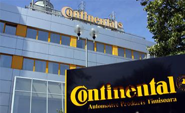 Continental, en desarrollo de un prototipo de neumáticos para camiones eléctricos