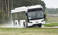 Continental prueba prototipos de neumáticos para autobuses eléctricos