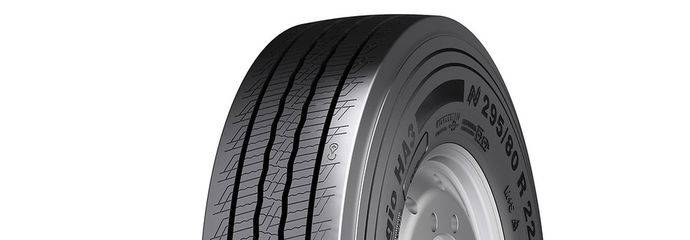 Conti CoachRegio, nuevos neumáticos Continental para autobuses interurbanos