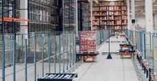 La contratación logística en España supera el millón de metros cuadrados