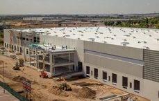 La contratación superó el millón de metros cuadrados hasta septiembre
