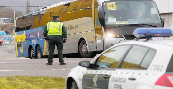 Más de 25.000 denuncias en carreteras convencionales en la campaña de mayo