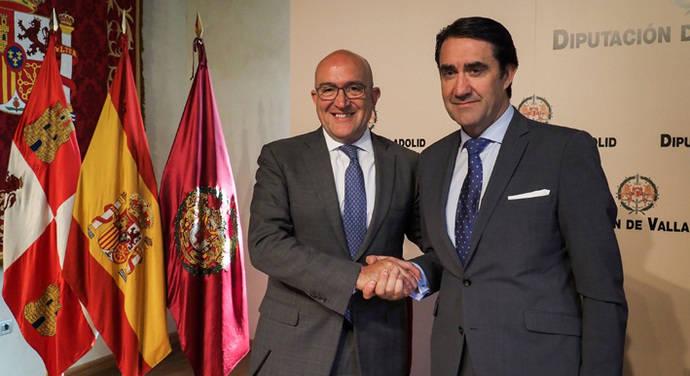 Valladolid renuevan el convenio para mejorar su transporte de viajeros