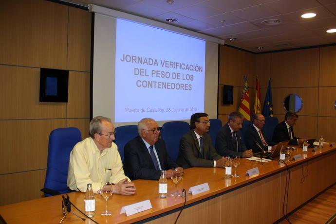 Jornada informativa de la Autoridad Portuaria de Castellón
