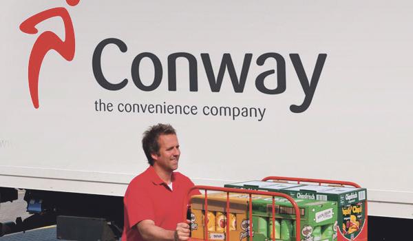 Conway renueva su acuerdo con Cepsa otros tres años