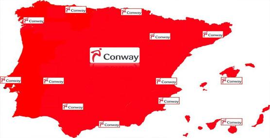 Conway España aumenta las ventas en un 17,5%