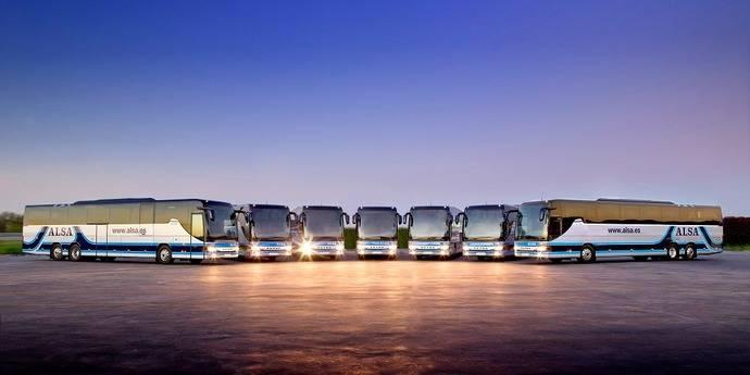 Bridgestone gana el concurso para ser el proveedor de referencia de Alsa