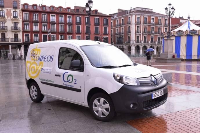 Correos colabora en proyecto de reparto sostenible en Valladolid
