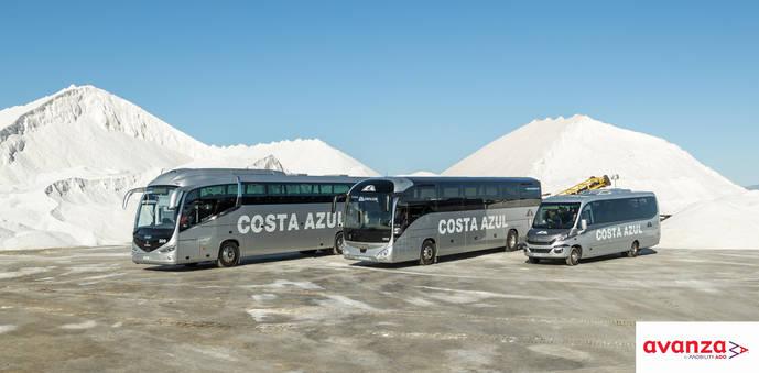 Autocares Costa Azul moderniza sus servicios con Veox