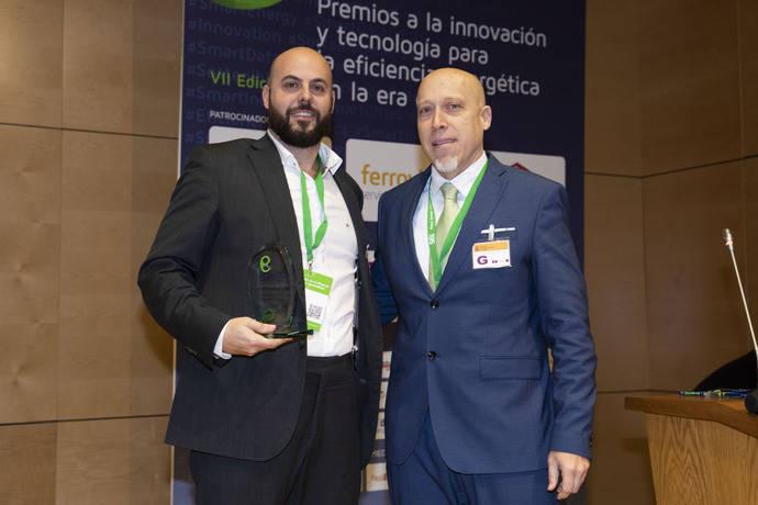 Covirán gana el premio 'Smart Supply Chain Management' de EnerTIC