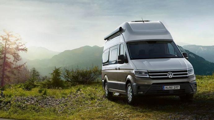 Apuntando a lo más alto: nueva Grand California de Volkswagen