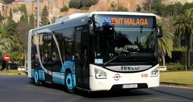 EMT Málaga y Orange lanzan un nuevo servicio