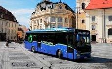 FPT Industrial impulsa el 'Bus sostenible del año'