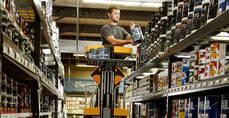 Soluciones inteligentes Crown para aumentar la productividad en el almacén