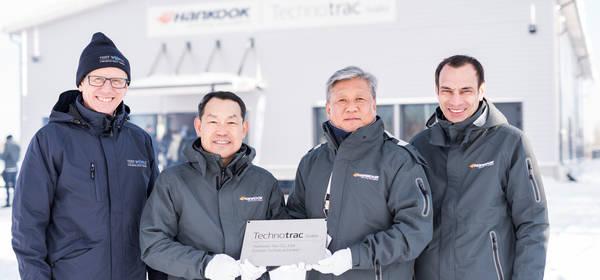 Hankook inaugura su propio centro de ensayos europeo en Finlandia