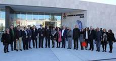 Motril vive un día histórico, con la apertura de su nueva estación de autobuses