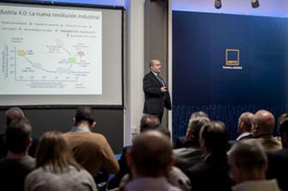 Gefco España presenta el futuro del blockchain y otras tecnologías