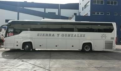 La compañía Yaiza Bus adquiere 2 unidades de Scania Touring HD