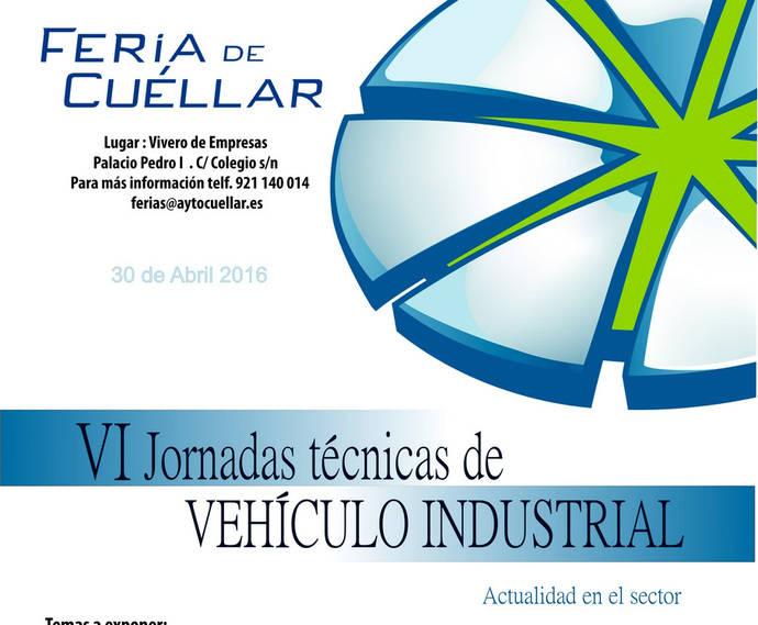VI Jornada Técnica del Vehículo Industrial en Cuéllar