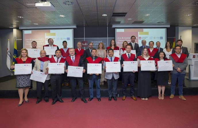 Primera promoción de expertos en seguridad vial ONU y Cifal Madrid-Race