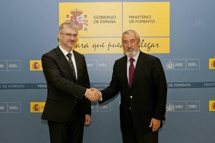 España y Rusia consolidan su cooperación en materia de infraestructuras y transporte