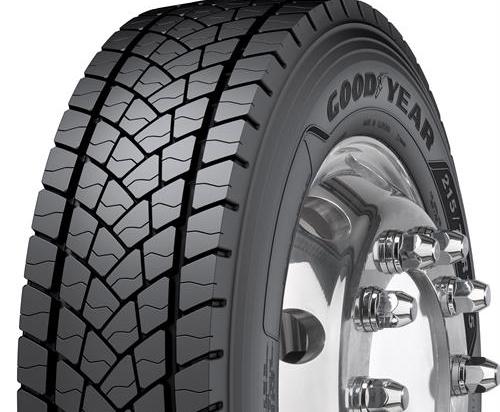 Goodyear presenta nuevos neumáticos para camiones ligeros