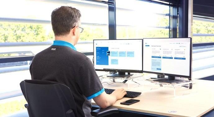 DAF amplía la funcionalidad de DAF Connect