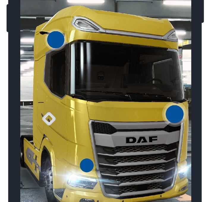 Los camiones DAF de Nueva Generación cobran vida en el mundo digital