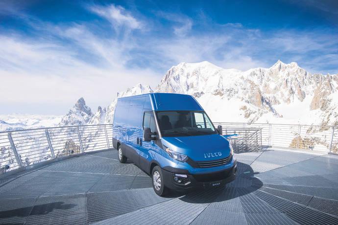 Nueva Daily Euro 6: salto de calidad con doble opción de tecnología de emisiones