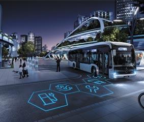 Daimler presentará soluciones de movilidad electrónica en Busworld 2019