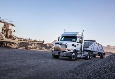 Daimler Trucks presenta su nuevo camión Western Star 49X