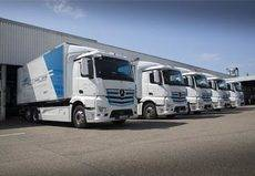 Daimler Trucks & Buses celebra la capacidad de sus vehículos eléctricos
