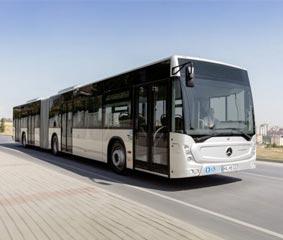 Daimler Buses vende 500 autobuses urbanos a Marruecos