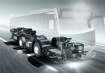 Gran pedido para la división de autobuses Daimler