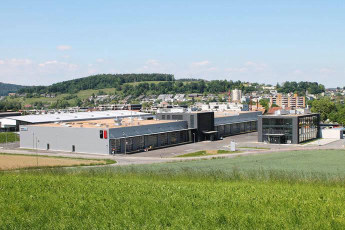 Nuevo centro de competencia de Daimler Buses en Suiza