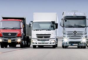 Daimler Trucks pone en marcha su regreso al mercado iraní