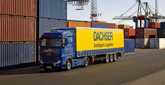 Dachser anuncia un 85% más de inversión en futuro