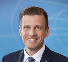 Alexander Tonn asciende a Managing Director European Logistics en Alemania.