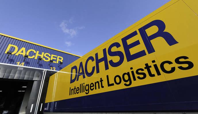 DACHSER es distinguida de nuevo como primera marca en logística