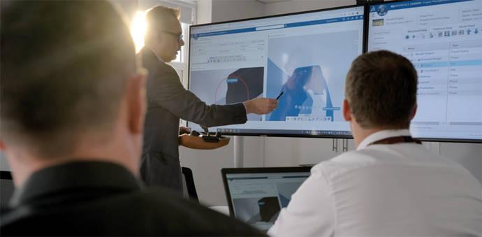 Dassault Systèmes asegura el intercambio de datos en la cadena