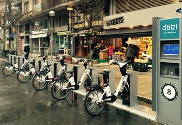 Dbus gestionará el sistema de bicicleta pública Dbizi