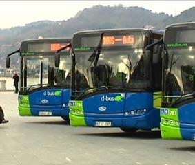 Dbus aumenta el número de viajes en 2019