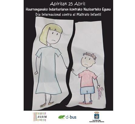 Dbus en la lucha contra el maltrato infantil