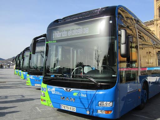 Dbus inicia campaña para promocionar el transporte público