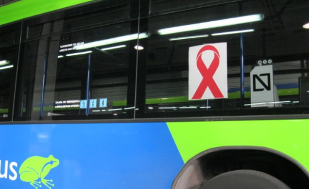 Dbus se suma al Día Mundial de la Lucha contra el SIDA