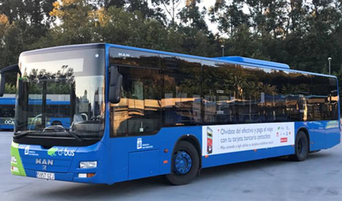 Dbus decide actualizar su imagen corporativa en los autobuses