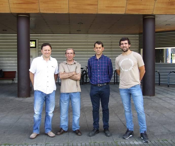 Vista a Dbus de una delegación de los urbanos de Santander