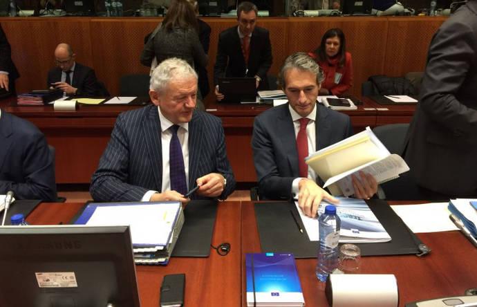 De la Serna solicita un criterio común para aplicar las normas de transporte en la UE
