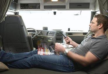 Francia aclara su prohibición de descansar en los vehículos ligeros